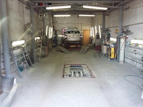 Покраска крыши автомобиля в ЦАО, ЮВАО, СВАО