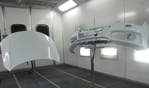 Покраска элементов кузова Ауди А7 Москва СВАО