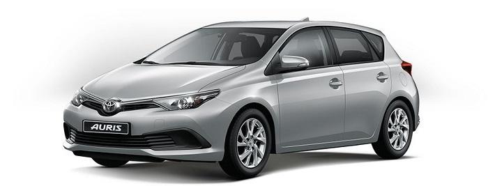 Кузовной ремонт и покраска автомобилей Toyota Auris