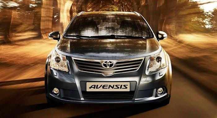 Покраска и восстановление кузова Toyota Avensis