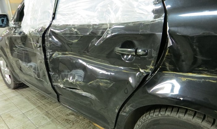 Покраска и кузовной ремонт автомобиля Киа Сид в Москве цены
