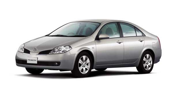 Покраска и восстановление кузова Nissan Primera недорого