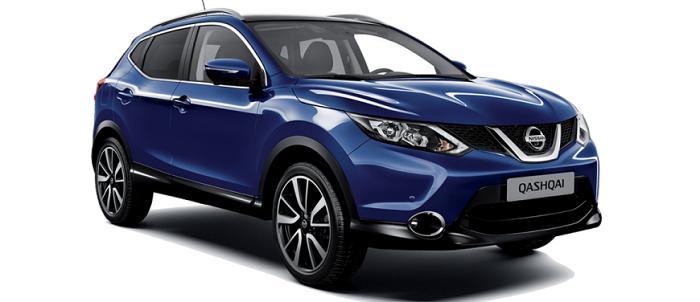 Ремонт кузова и восстановление геометрии Nissan Qashqai