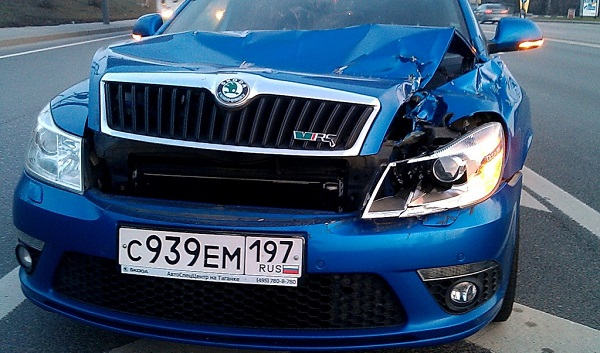 Ремонт кузова и покраска авто Skoda Octavia RS 2, 3, цены в Москве