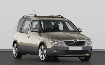 Ремонт Skoda Roomster Scout