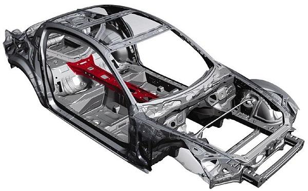 Покраска деталей кузова и восстановление геометрии Шкода Суперб 1, 2, 3