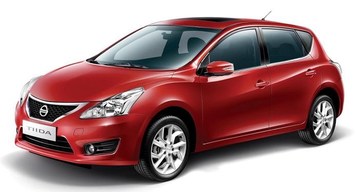Кузовной ремонт и восстановление Nissan Tiida