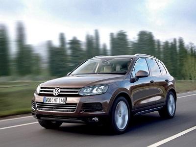 Ремонт Volkswagen Touareg