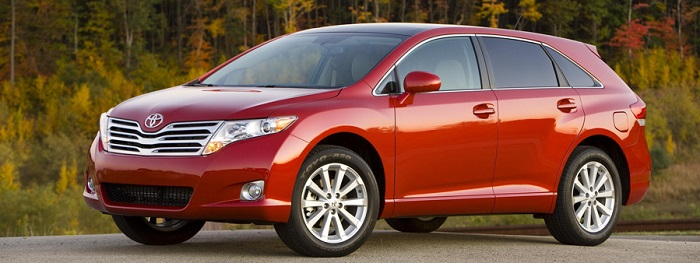 Покраска и восстановление кузова Toyota Venza