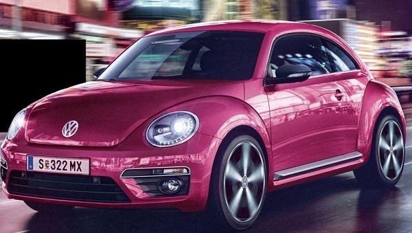 Ремонт кузова и восстановление геометрии Volkswagen Beetle в Москве СВАО
