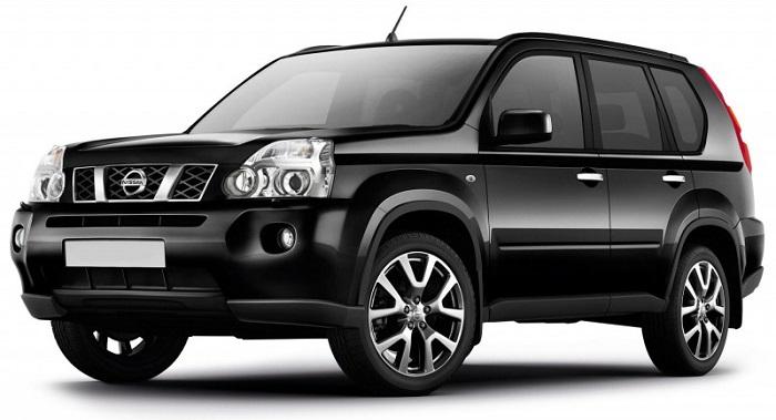 Покраска деталей кузова и восстановление геометрии Nissan X-Trail